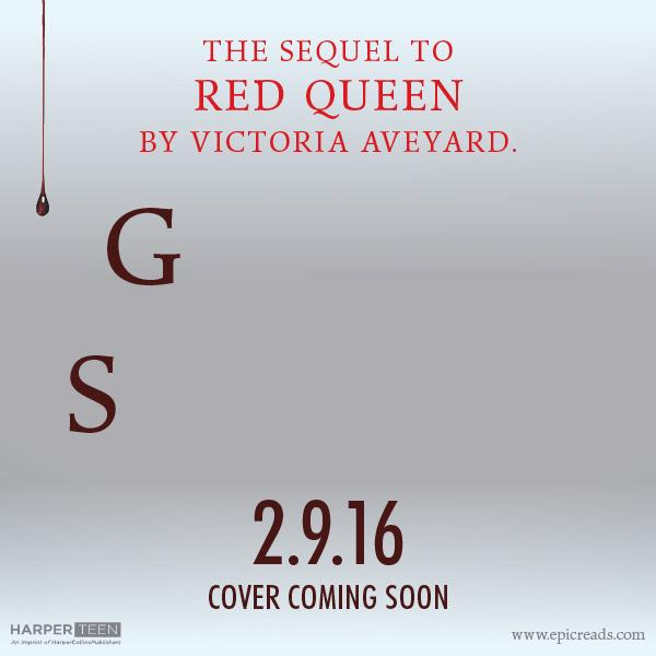 Red Queen Sequel title tease